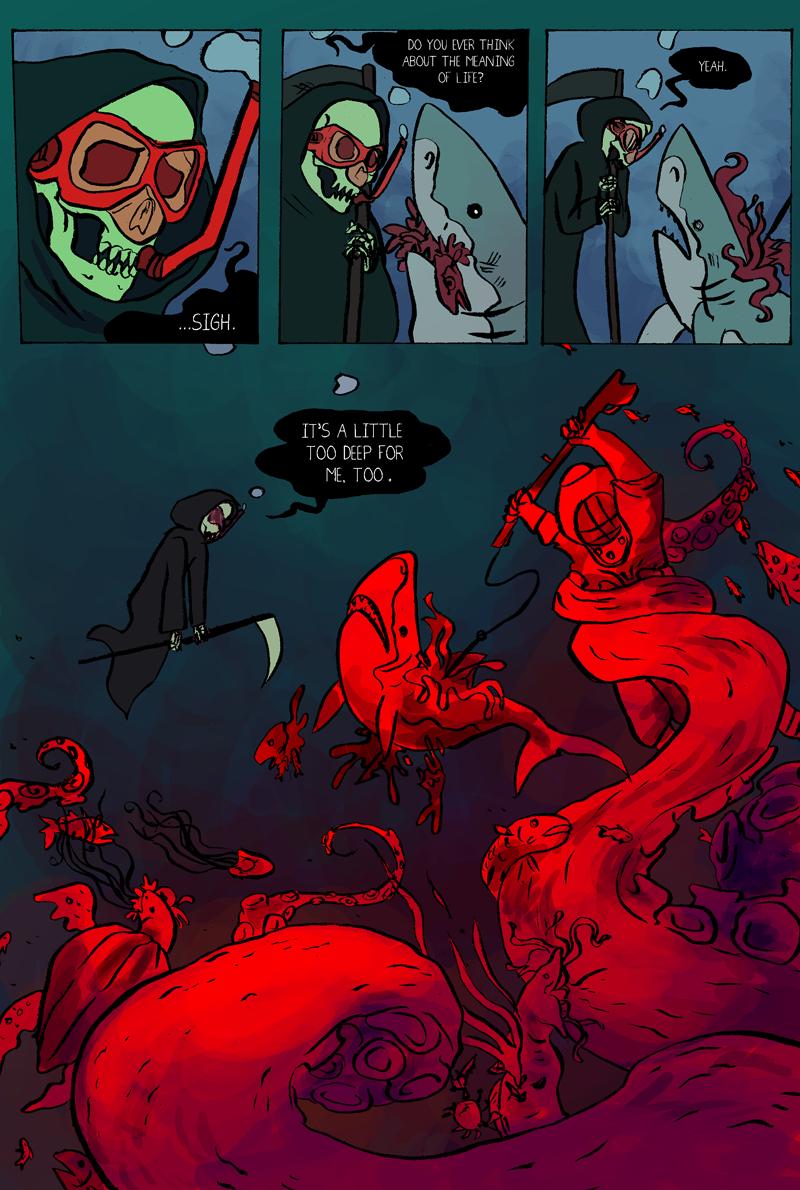 Gearfish Guest Comic